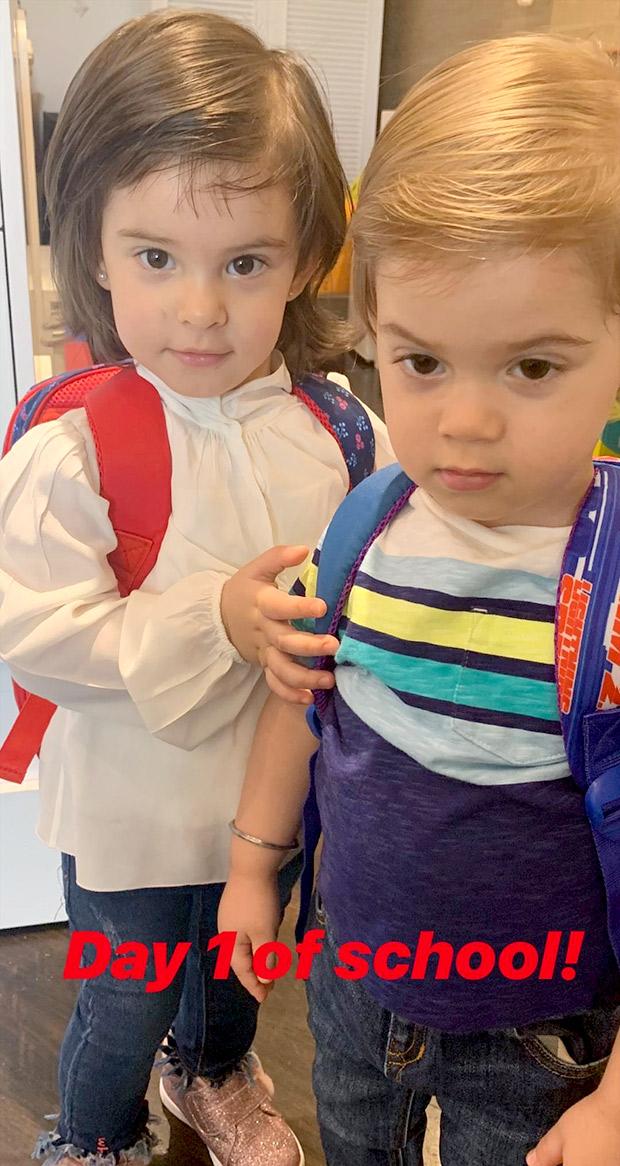CUTE! Karan Johar's babies Roohi and Yash are already off to school