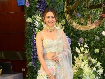 Celebs grace Saina Nehwal's wedding reception