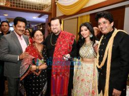 Celebs grace Tabassum's grand daughter Karishma's wedding reception
