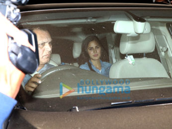 Celebs spotted at Salman Khan's birthday bash