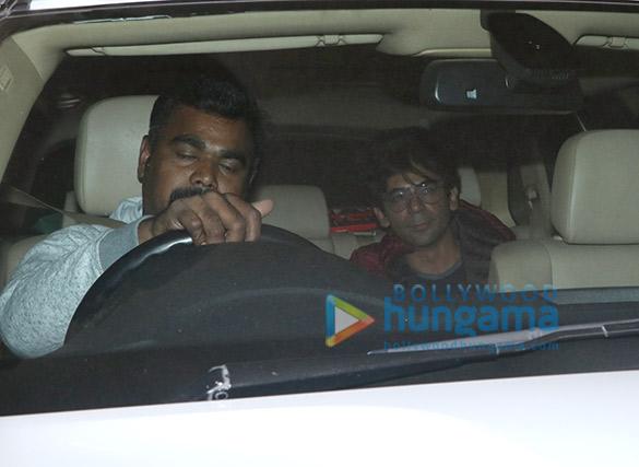 Celebs spotted at Salman Khan's birthday bash