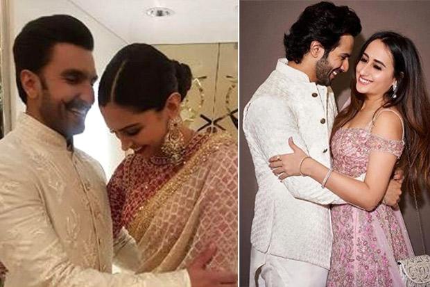 Couples Galore at Isha Ambani - Anand Piramal wedding Deepika - Ranveer, Varun - Natasha, Priyanka - Nick strike romantic pose