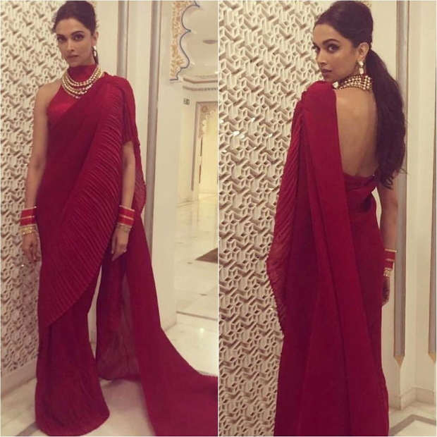 Deepika Padukone in in Faabiiana for Isha Ambani – Anand Piramal sangeet festivities (3)