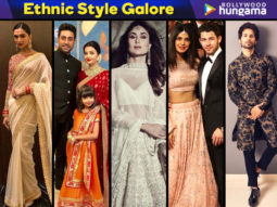 Ethnic Style Galore at the Isha Ambani - Anand Piramal Wedding