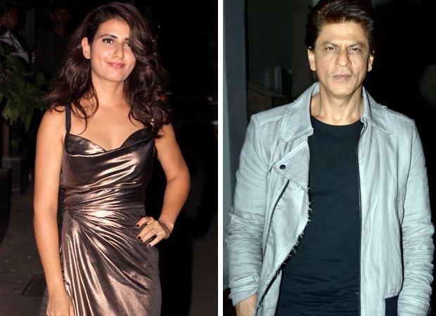 Fatima Sana Shaikh confesses that she wants to ROMANCE Shah Rukh Khan
