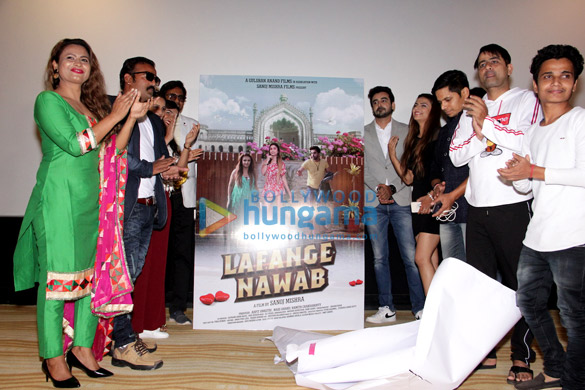 First look launch of Lafange Nawaab