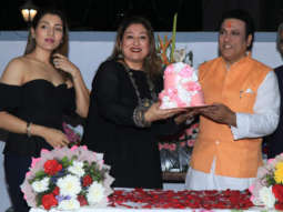 Govinda's Grand 55th Birthday Celebration with Family