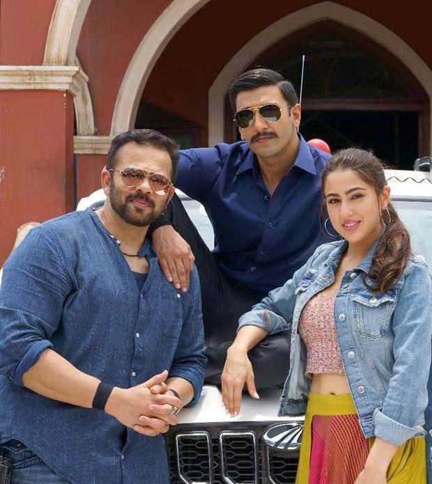Here's how Sara Ali Khan was cast in Rohit Shetty - Ranveer Singh's Simmba