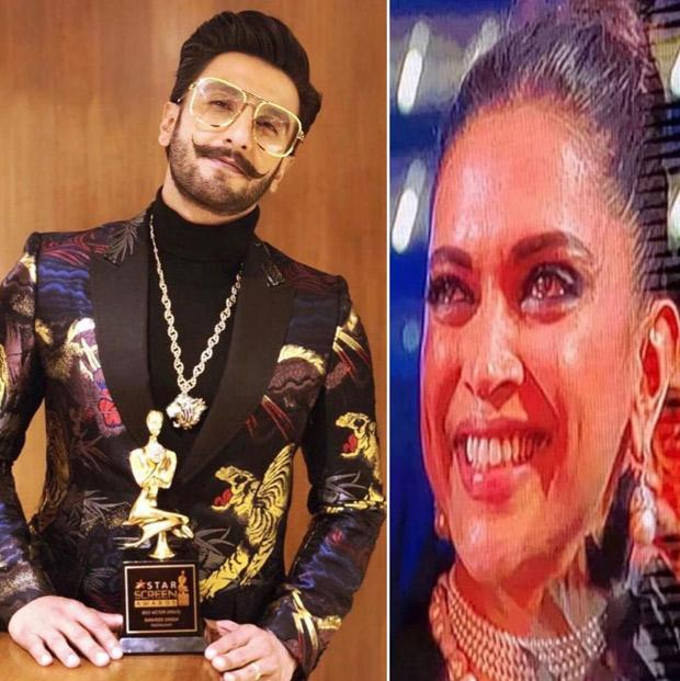 Here's why Deepika Padukone got emotional watching Ranveer Singh win Best Actor award for Padmaavat