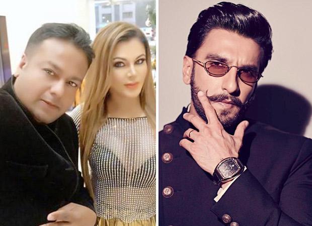 """I want to know what's the deal between Rakhi Sawant and Deepak Kalal"" - Ranveer Singh"