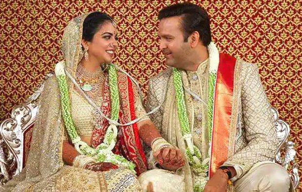 INSIDE DETAILS of Isha Ambani - Anand Piramal wedding