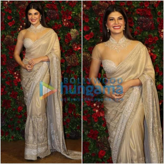 Ranveer Singh - Deepika Padukone Wedding Reception: Katrina Kaif