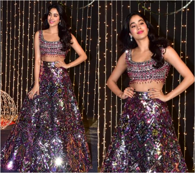 Janhvi Kapoor at Priyanka Chopra - Nick Jonas Wedding Reception