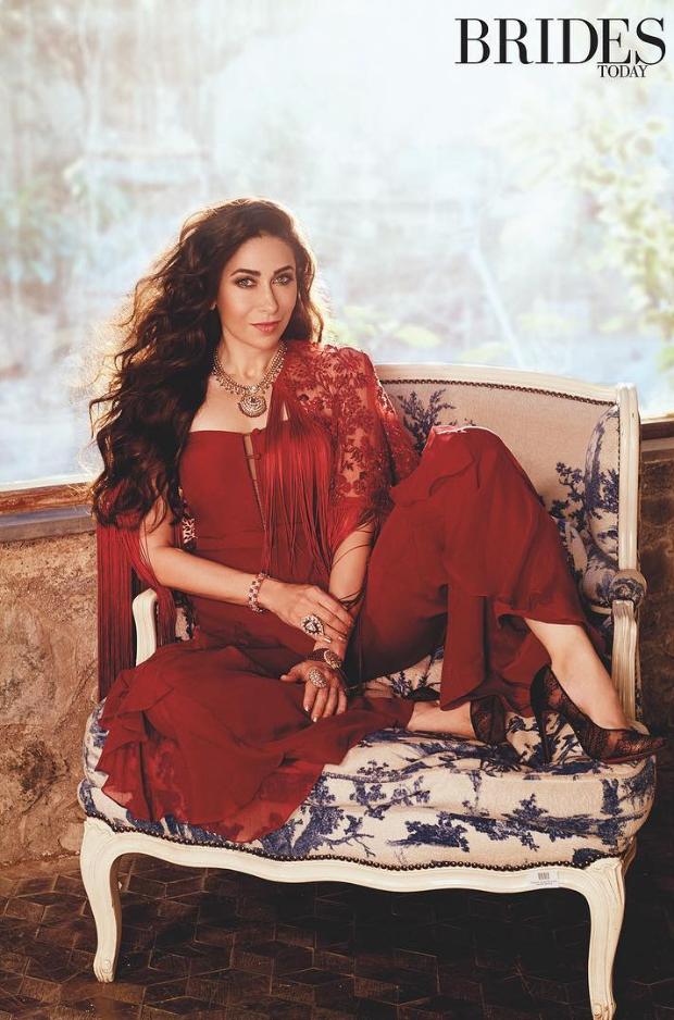 Karisma Kapoor for Brides Today magazine (5)
