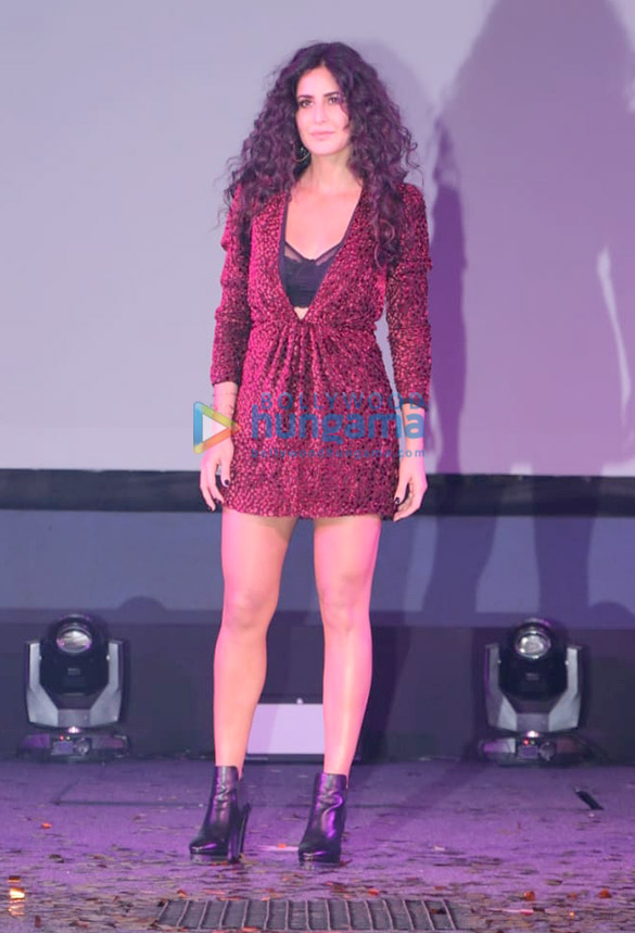 Katrina Kaif, Aanand. L. Rai launch Zero song Husn Parcham2 (2)