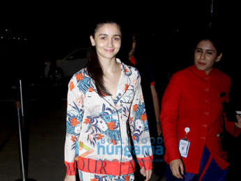 Katrina Kaif, Alia Bhatt and others snapped at the airport