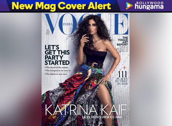 Katrina Kaif - Cover Girl for Vogue December 2018 (Featured)