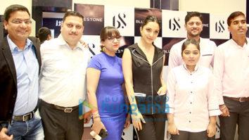 Kiara Advani graces a store launch at Inorbit Mall, Malad