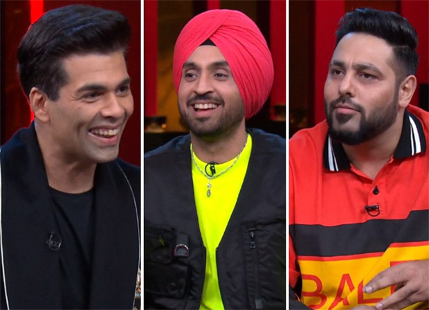 Koffee With Karan 6: Diljit Dosanjh reveals about his obsession with Kylie Jenner, Badshah talks about Shah Rukh Khan's sweet gesture