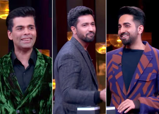 Koffee With Karan 6 When Vicky Kaushal had to be ROMANTICALLY involved with Karan Johar, and why Ayushmann Khurrana never watched KWK