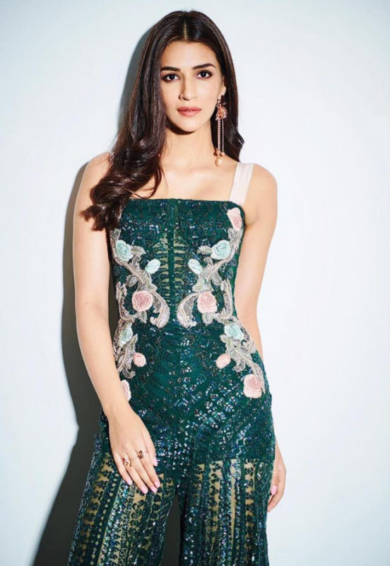 Slay or Nay: Kriti Sanon in an INR 55,000/ Papa Dont