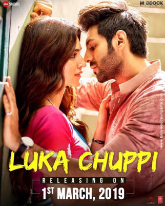 First Look Of Luka Chuppi
