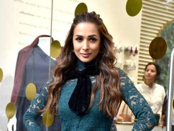 Malaika Arora snapped at her store