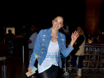 Mouni Roy, Govinda and others snapped at the airport
