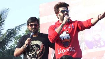 Music Duo Sajid -Wajid, Manish Paul and others at Grand Finale of Malad Masti 2018