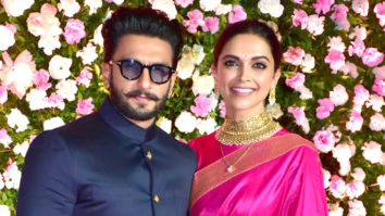 Newly weds Ranveer-Deepika at Kapil Sharma Grand Wedding Reception Mumbai