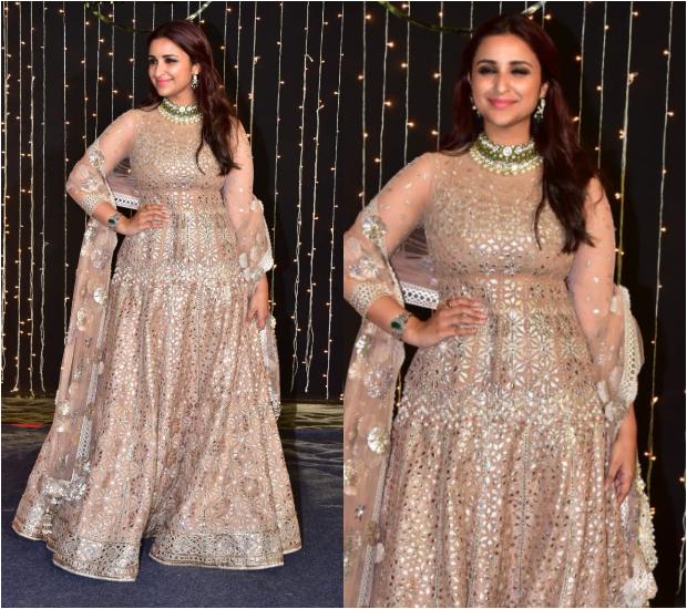 Parineeti Chopra at Priyanka Chopra - Nick Jonas Wedding Reception