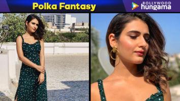 Polka Fantasy - Fatima Sana Shaikh in Faithfull for a Fossil event (Featured)