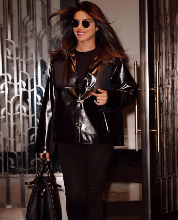 Priyanka Chopra in 3.1 Phillip Lim and Stuart Weitzman in NYC (3)