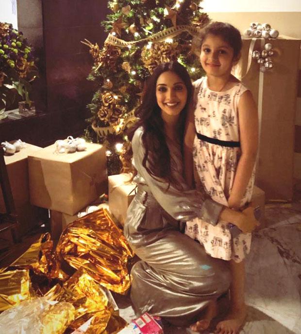 Ram Charan throws a Christmas party for Vinaya Vidheya Rama co-star Kiara Advani