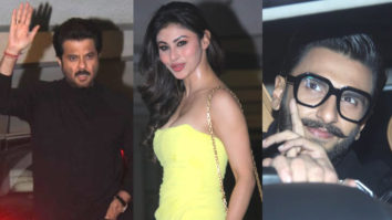 Ranveer Singh, Mouni Roy, Anil Kapoor and others at Ritesh Sidhwani's Christmas Party