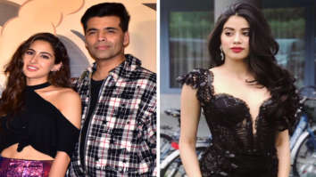 SIMMBA TRAILER LAUNCH I think it's not fair to compare both the girls - Karan Johar on Sara Ali Khan and Janhvi Kapoor facing off at award shows next year