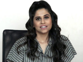 Sai Tamhankar interview for her new launched debut Web Series 'Date With Saie'