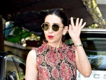 Saif Ali Khan, Kareena Kapoor Khan and others snapped at Shashi Kapoor's residence for Christmas 2018 lunch