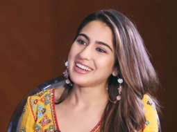 "Sara Ali Khan ""I think LOVE is an ineffable feeling"" Kedarnath"