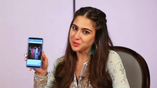 Sara Ali Khan Tells The Secret Behind Her Instagram Post S01E07 Bollywood Hungama