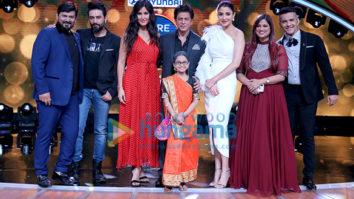 Shah Rukh Khan and Anushka Sharma promote 'Zero' on Sa Re Ga Ma Pa