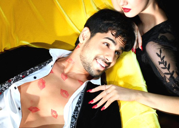 Sidharth Malhotra becomes first ever actor to endorse a female cosmetic brand for a cause