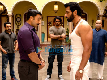 Movie Stills Of The Movie Simmba