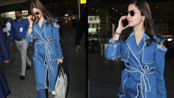 Slay or Nay - Anushka Sharma in Dhruv Kapoor and Zara at the airport (Featured)