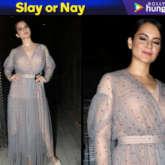 Slay or Nay - Kangana Ranaut in Alena Akhmadullina for Ankita Lokhande's birthday bash(Featured)