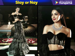 Slay or Nay - Kiara Advani in Manish Malhotra