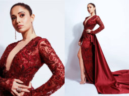 Slay or Nay - Nushrat Bharucha in Sarah Alabdullah for OMG Collection for Star Screen Awards (Featured)