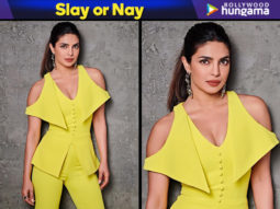 Slay or Nay - Priyanka Chopra in Safiyaa for KWK 6