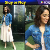 Slay or Nay - Yami Gautam in Needle and Thread for Uri promotions (Featured)