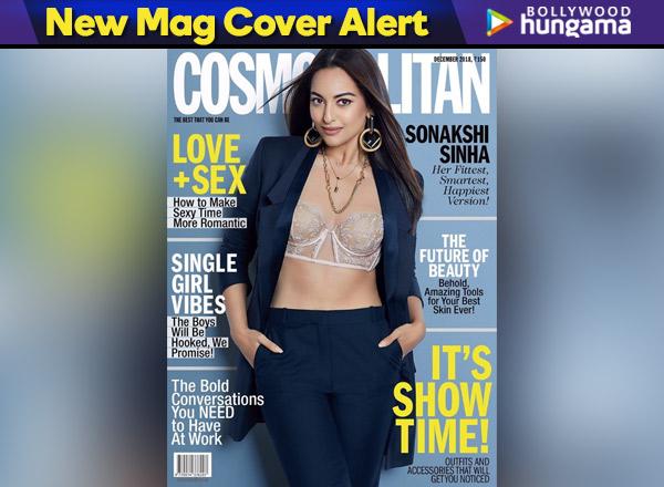 Sonakshi Sinha for Cosmopolitan (Featured)